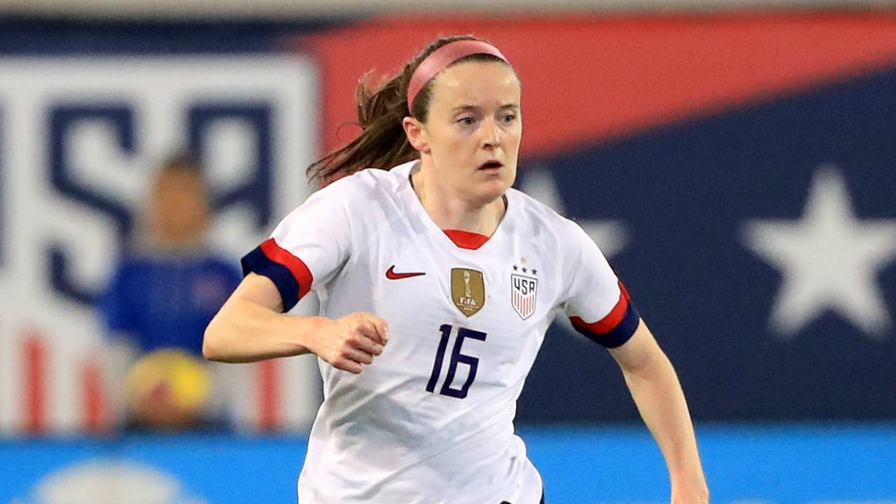 Rose Lavelle highlights vs Costa Rica