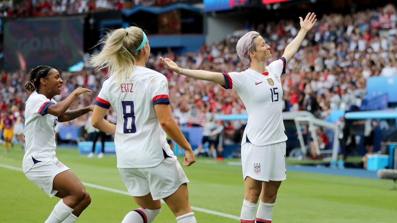 2019 USWNT Player of the Year