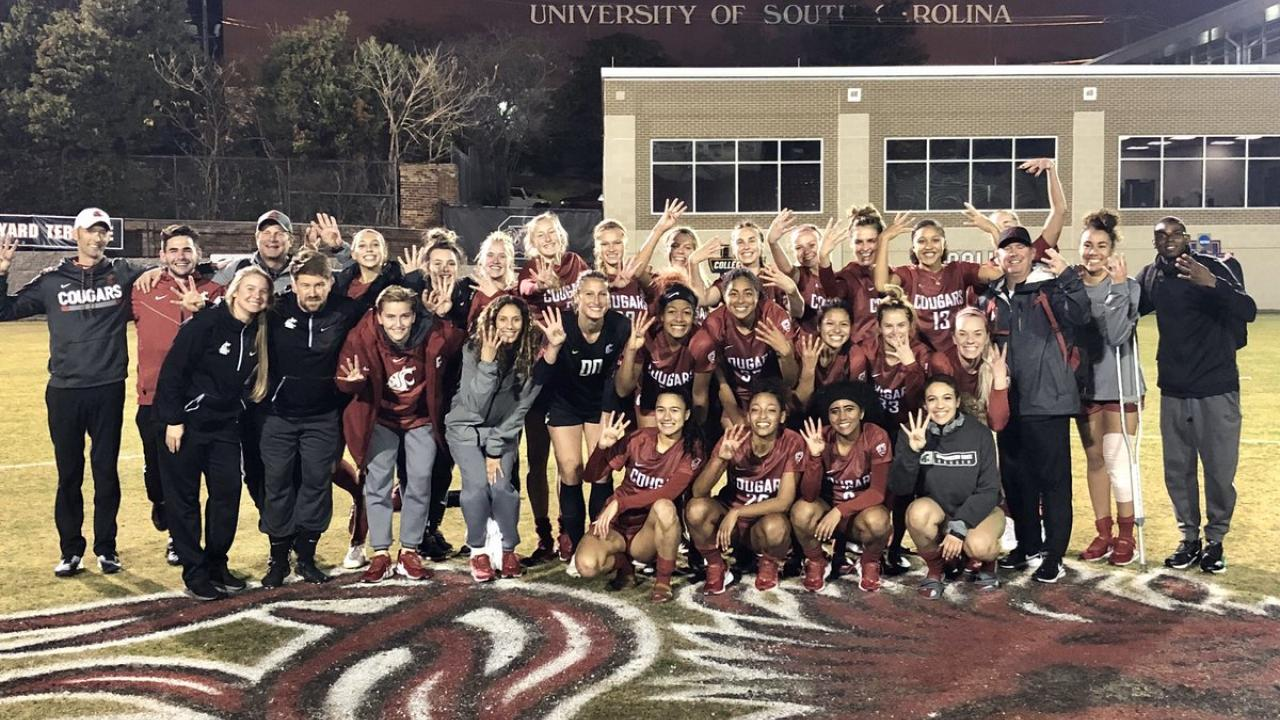 Washington State Women's Soccer