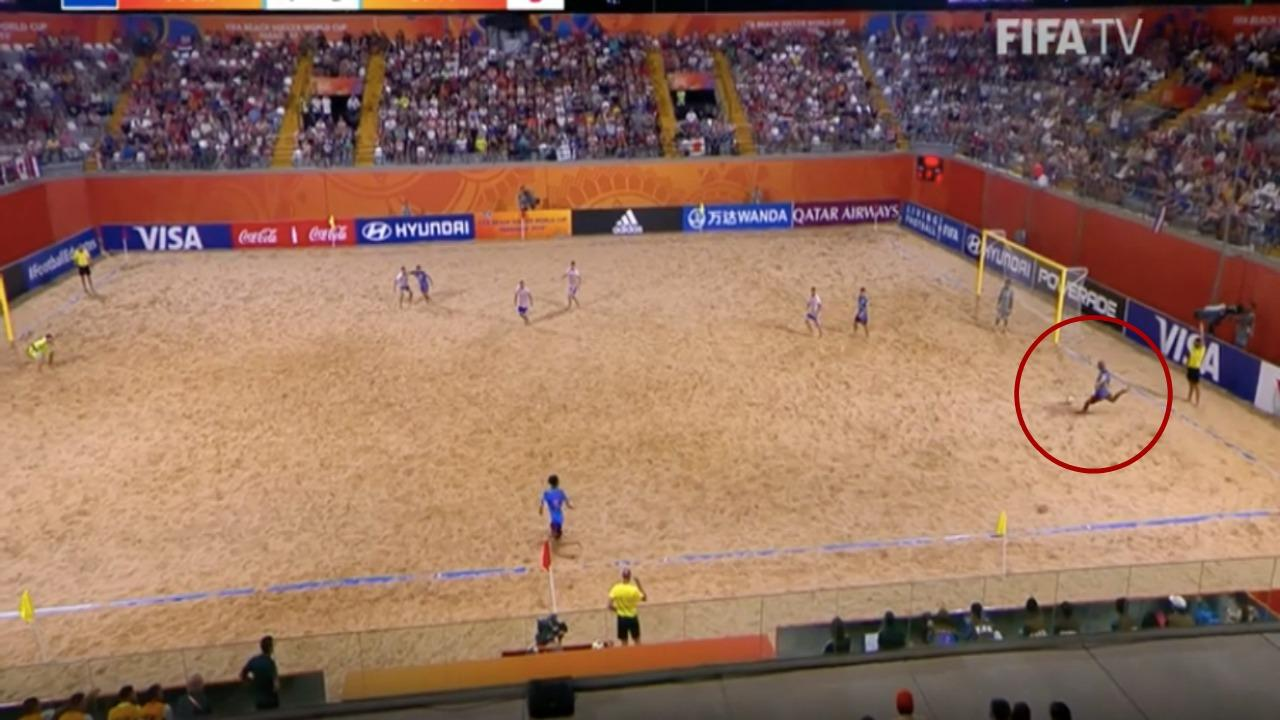 2019 Beach Soccer World Cup best goals