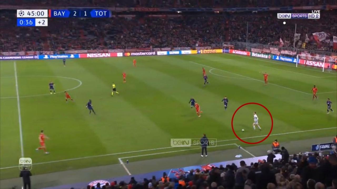 Manuel Neuer sweeper keeper