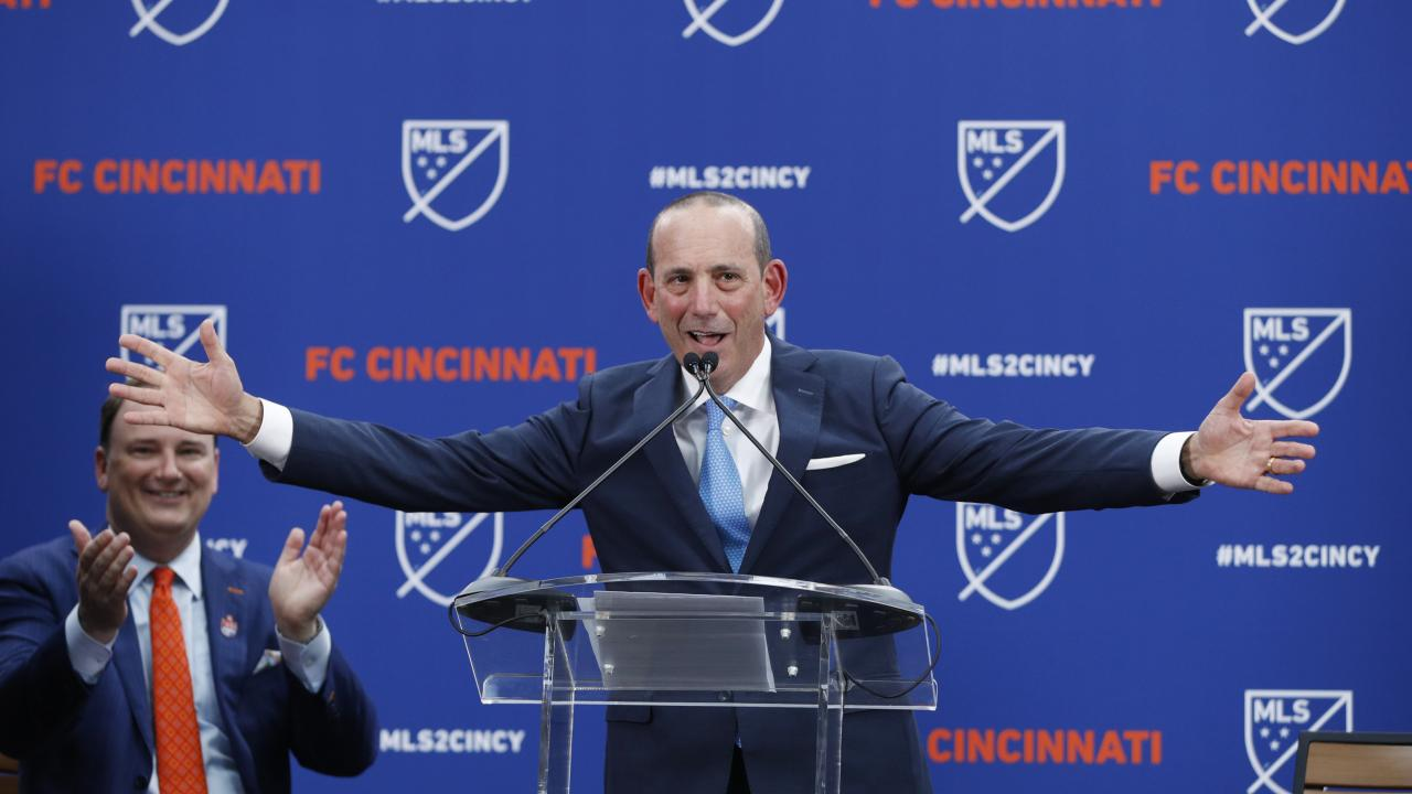 MLS Expansion Fees