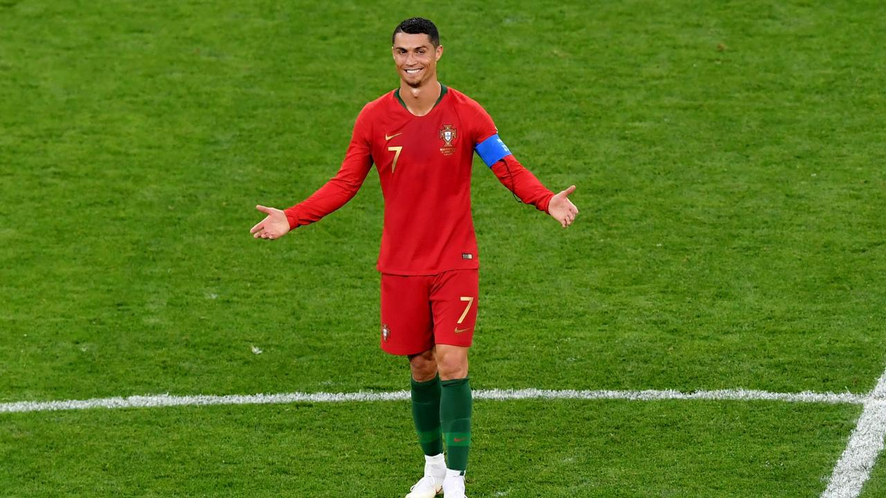 Cristiano Ronaldo Acting