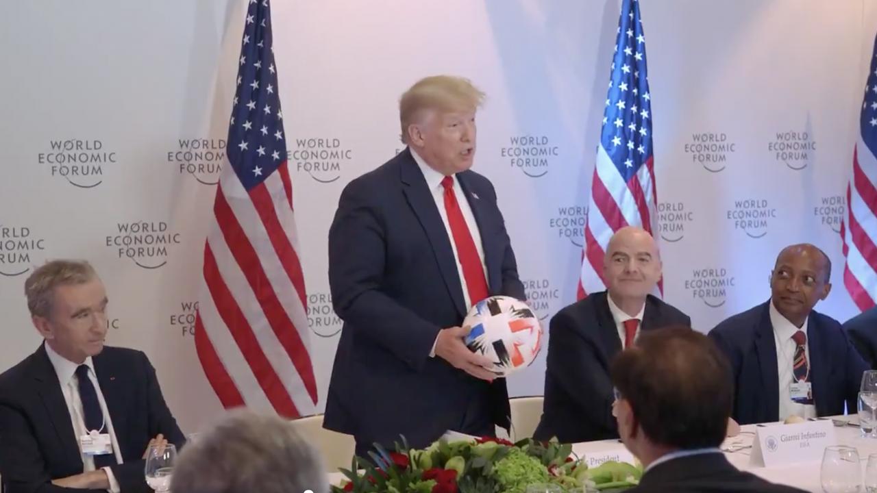 Trump Soccer
