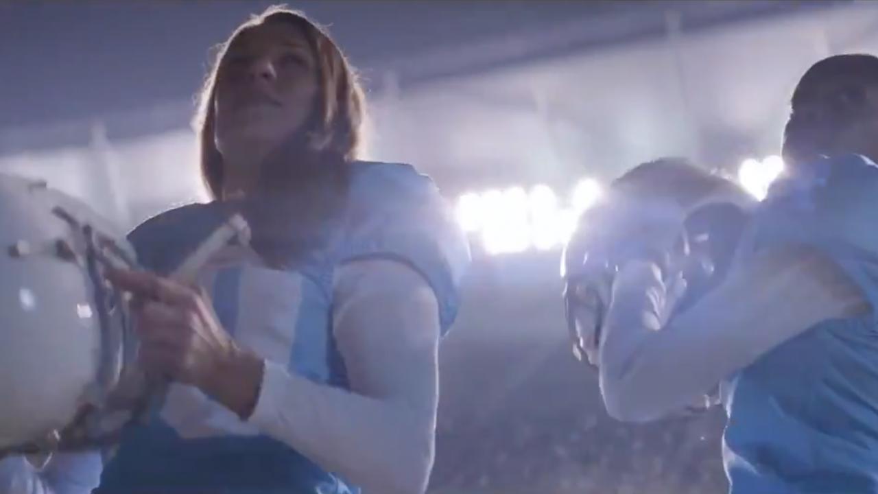 Carli Lloyd Super Bowl Ad