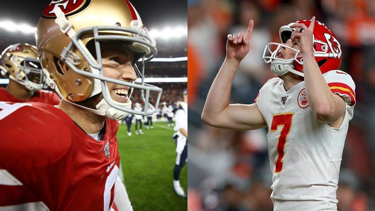 Super Bowl kickers 2020