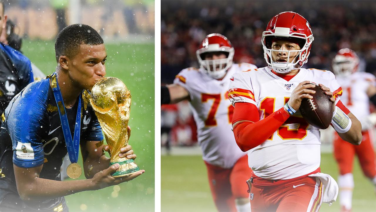 World Cup vs Super Bowl