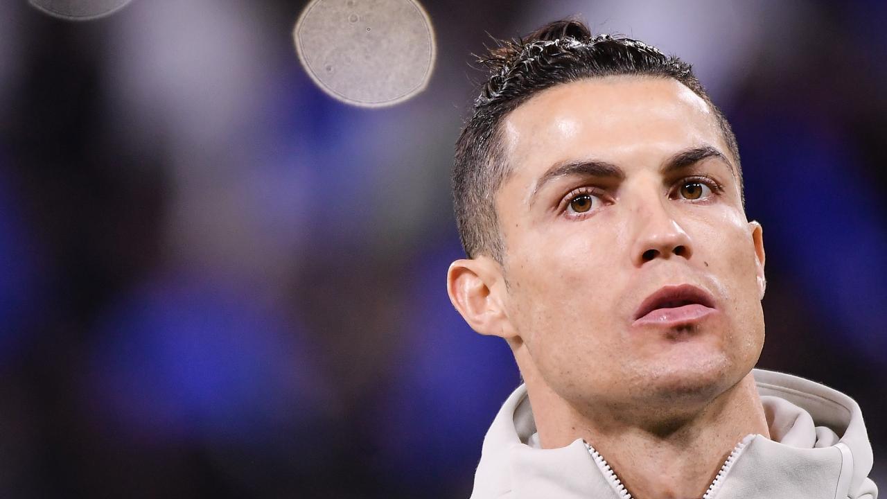 Cristiano Ronaldo Resumes Training