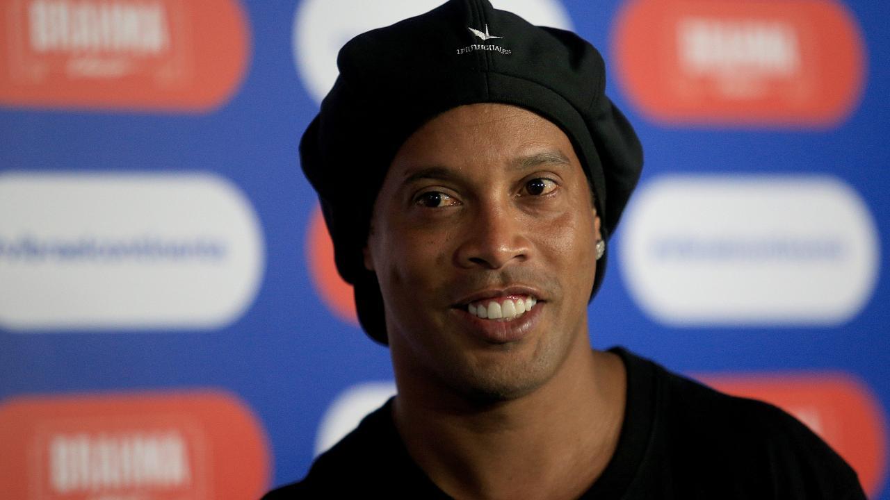 Ronaldinho Jail