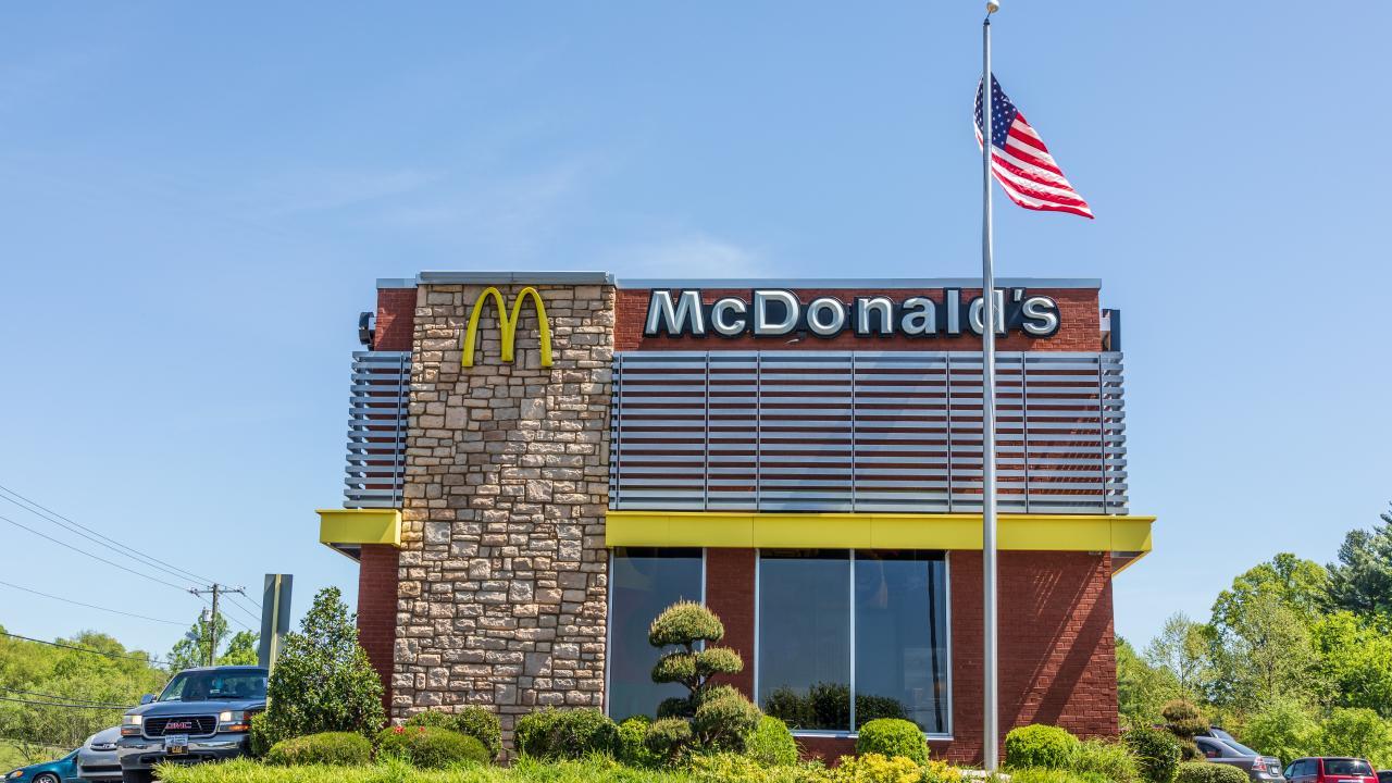 MLS McDonald's Proximity