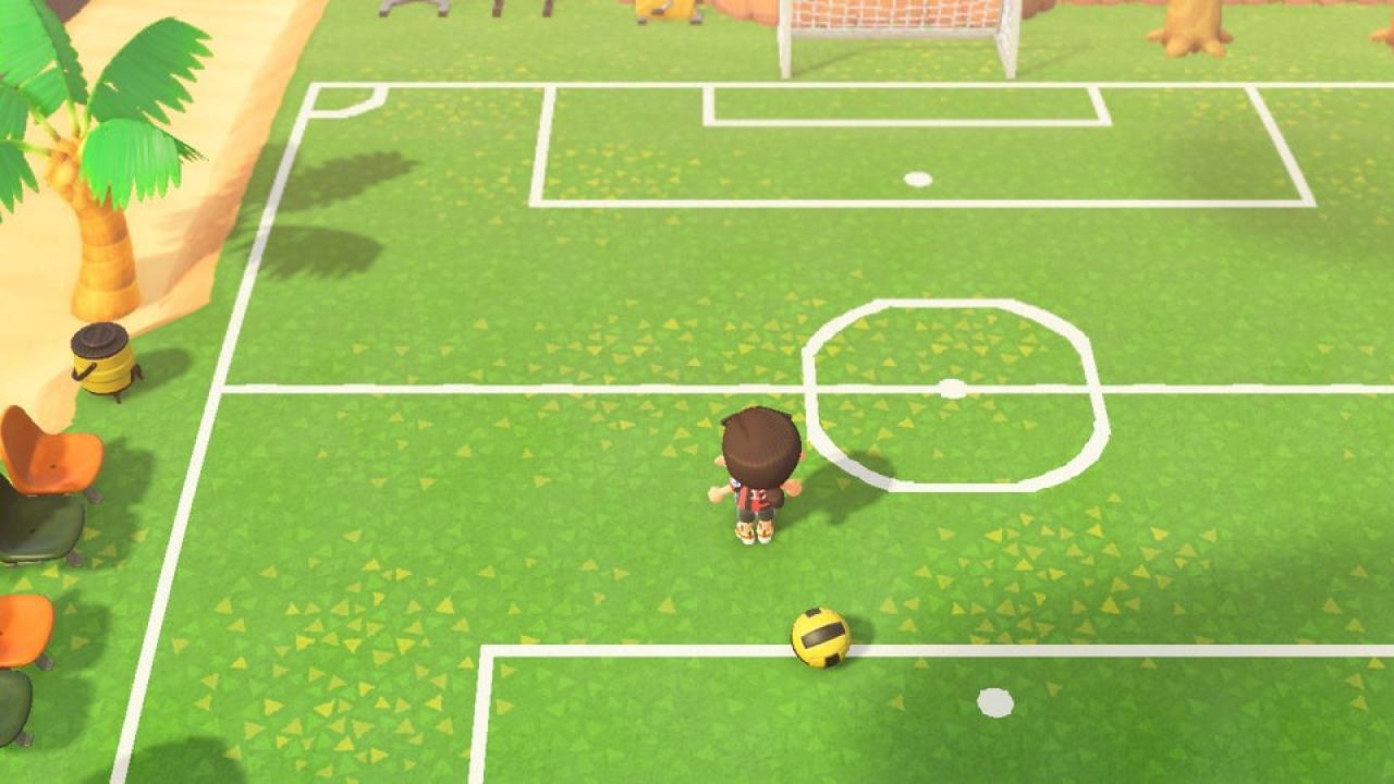 Animal Crossing Soccer Jerseys