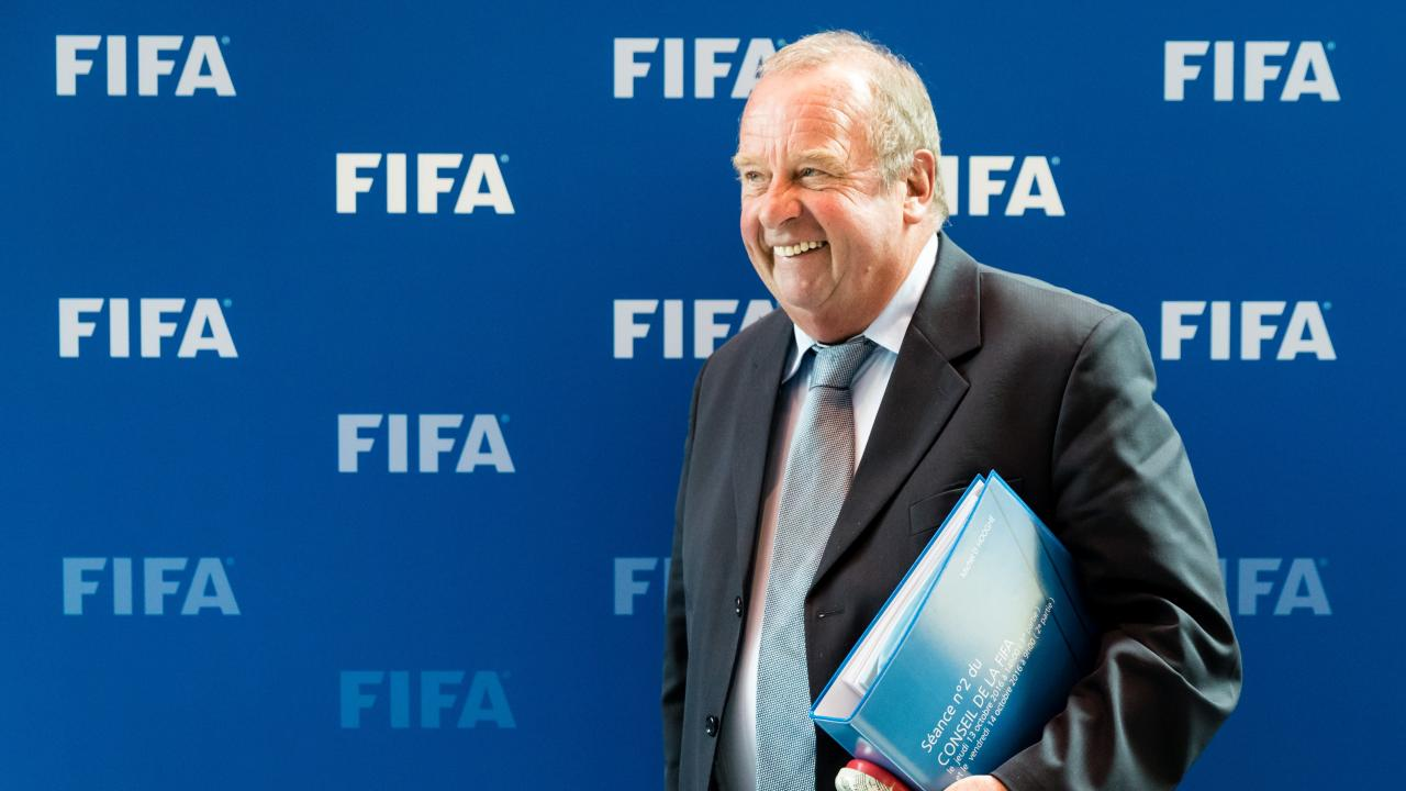 FIFA Medical Chief