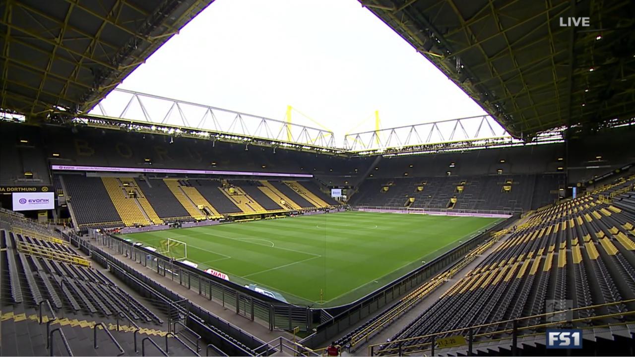 Dortmund vs Schalke Highlights
