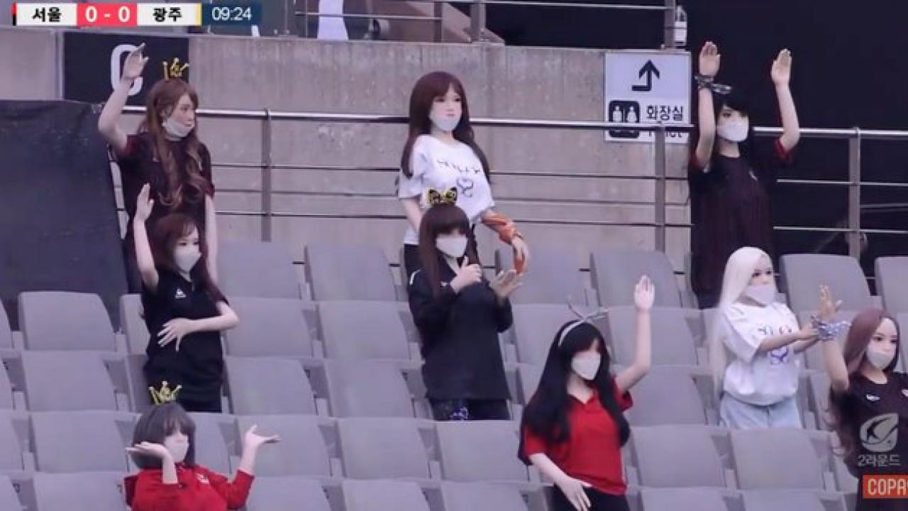K League Sex Dolls