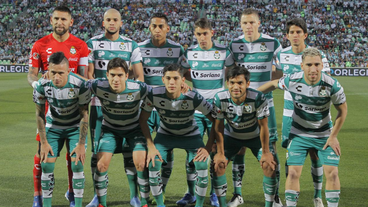 Club Santos Laguna Coronavirus Tests