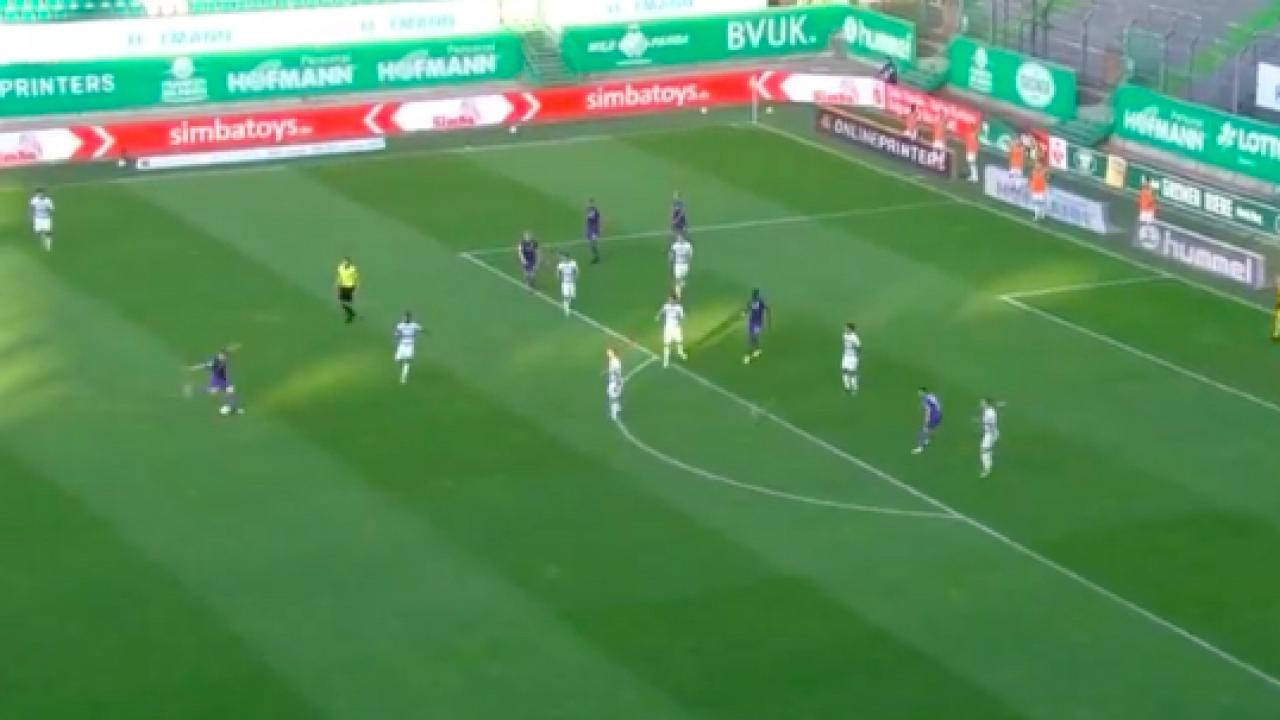 Niklas Schmidt goal