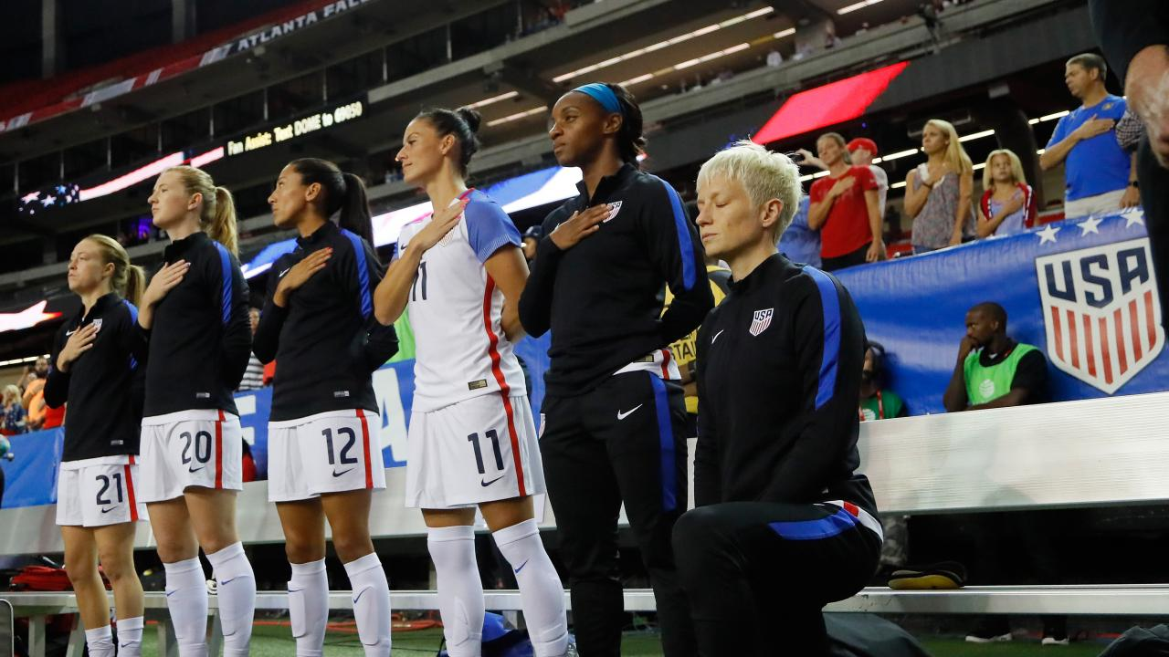 U.S. Soccer Anthem Policy