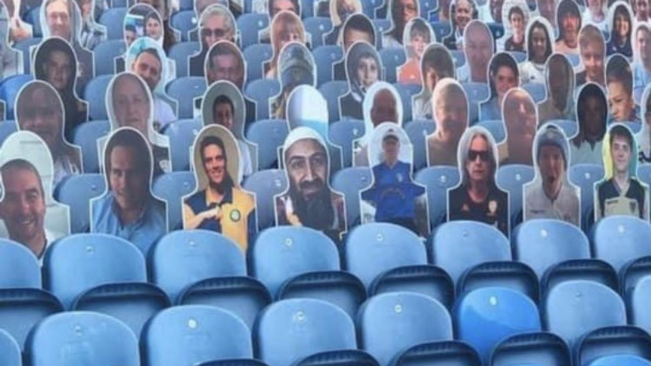 Bin Laden Leeds