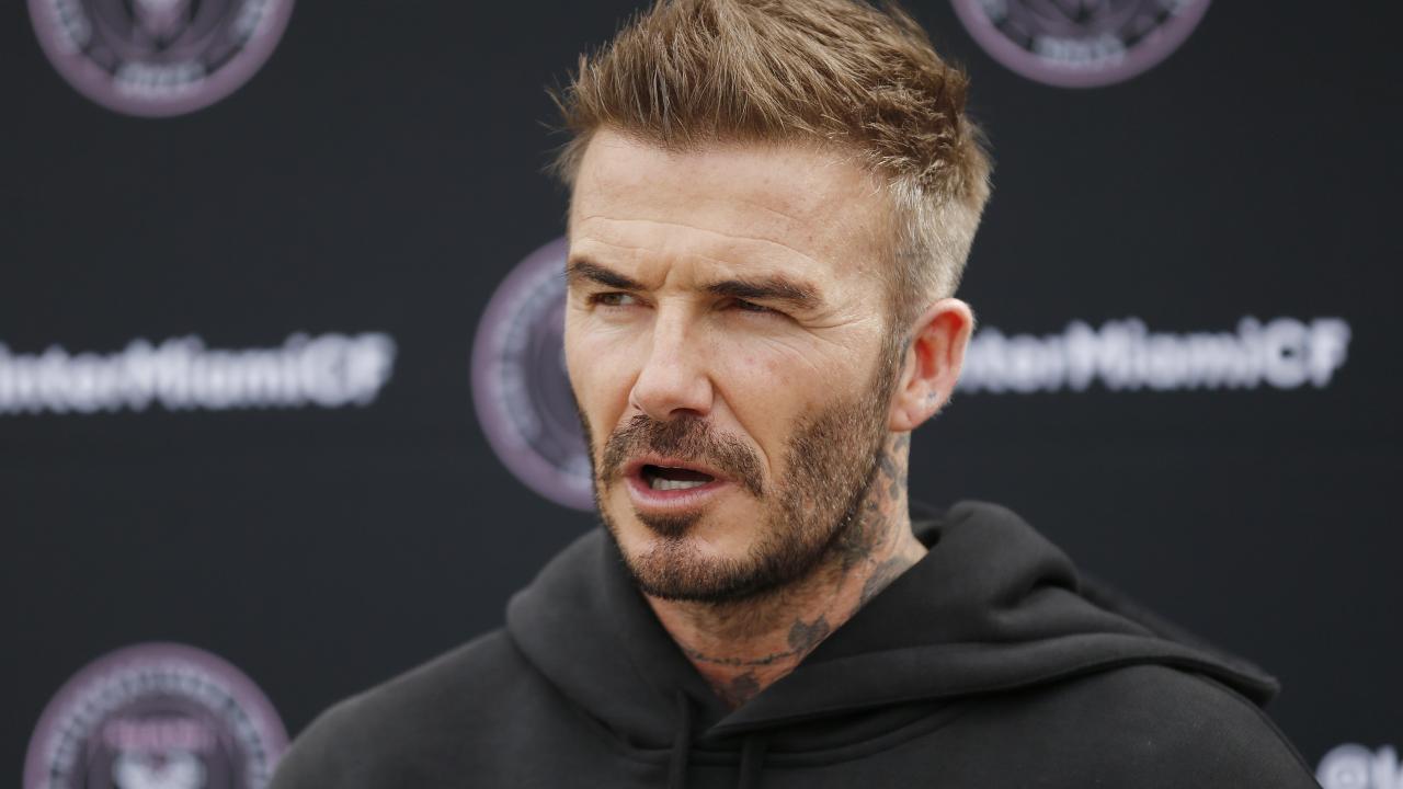 David Beckham Esports