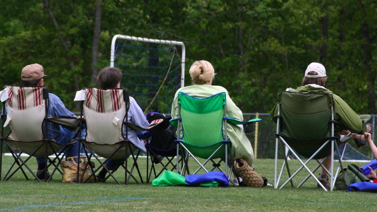 Soccer mom stereotypes