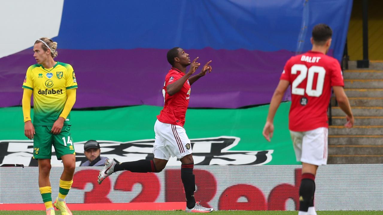 Odion Ighalo Goal vs Norwich City