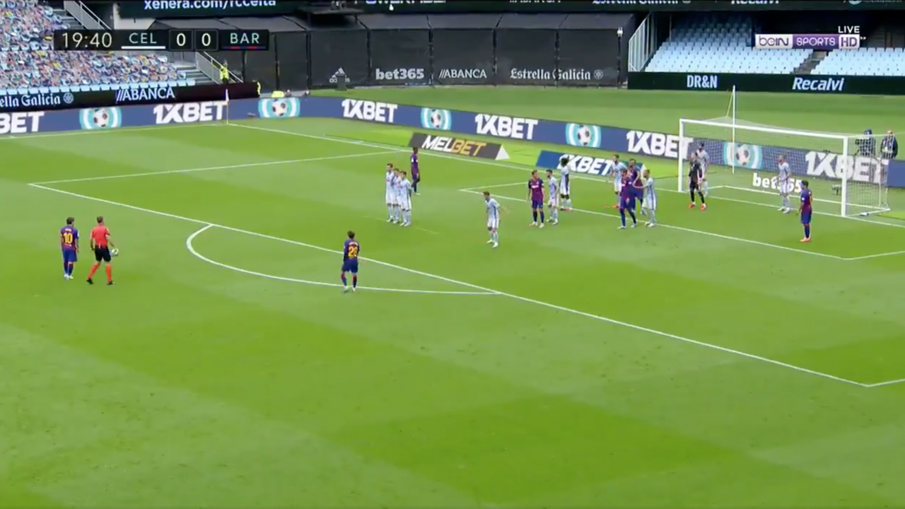 Messi Assist To Suarez