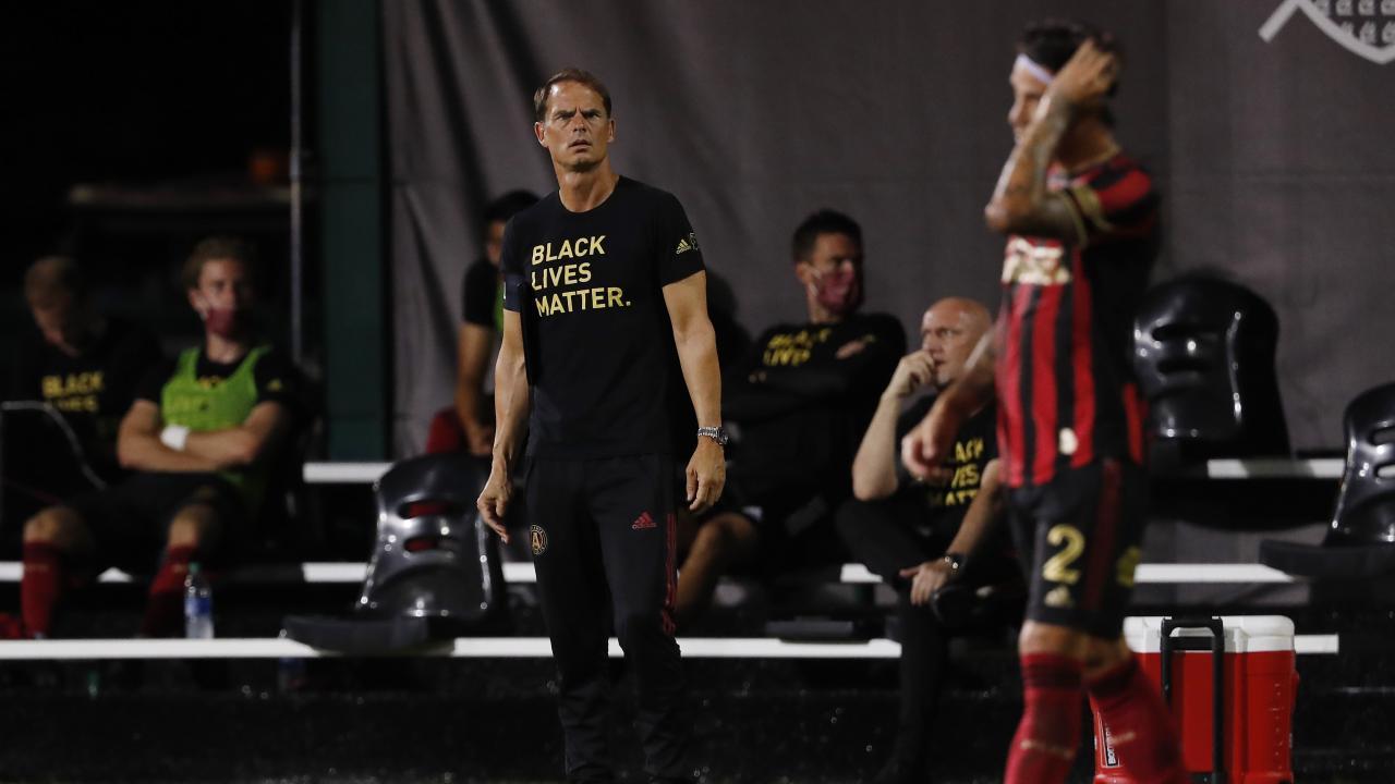 Atlanta United Coach