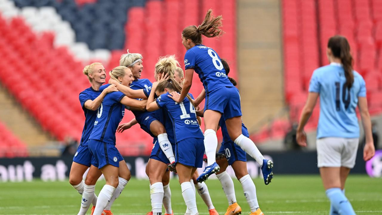 Women's Community Shield Highlights