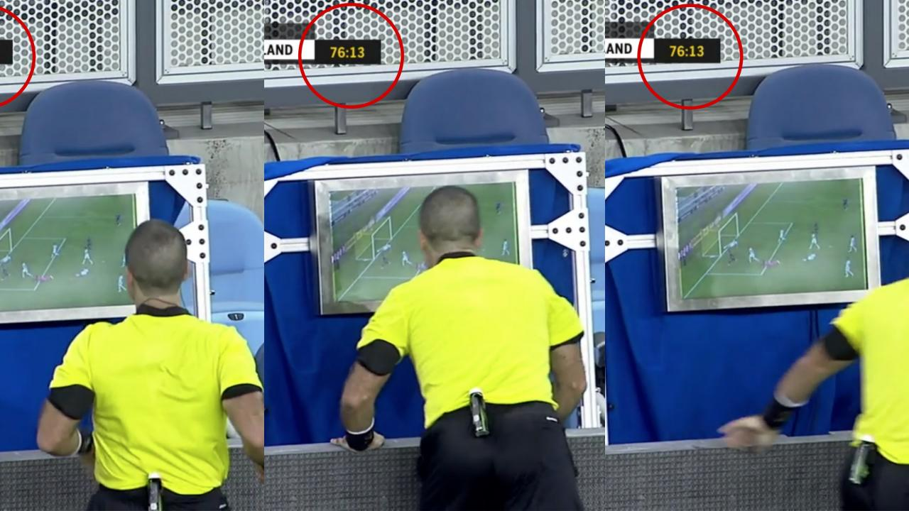 Fastest VAR Review Ever In San Jose-Portland Game