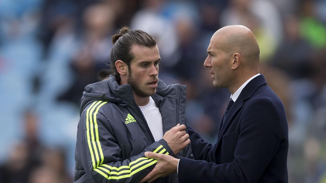 Zidane Bale Comments