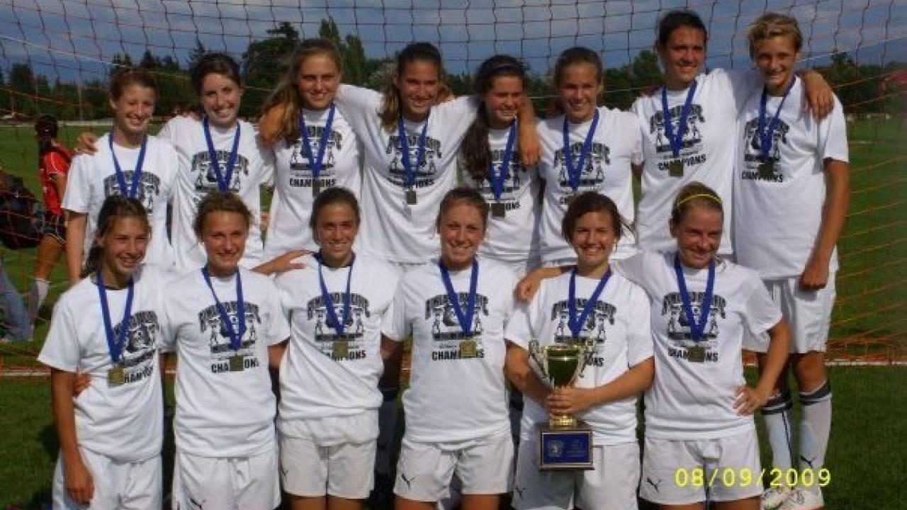 10 Things Every Soccer Girl Remembers