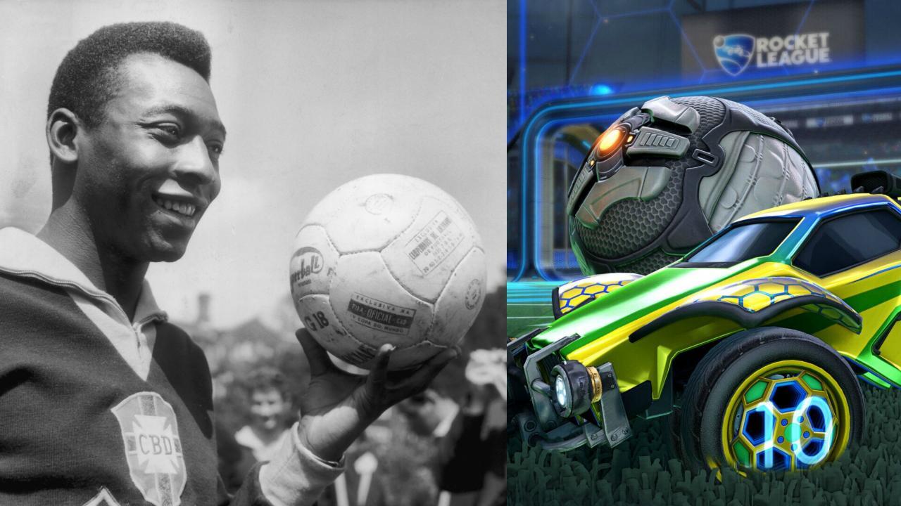 Pelé Rocket League
