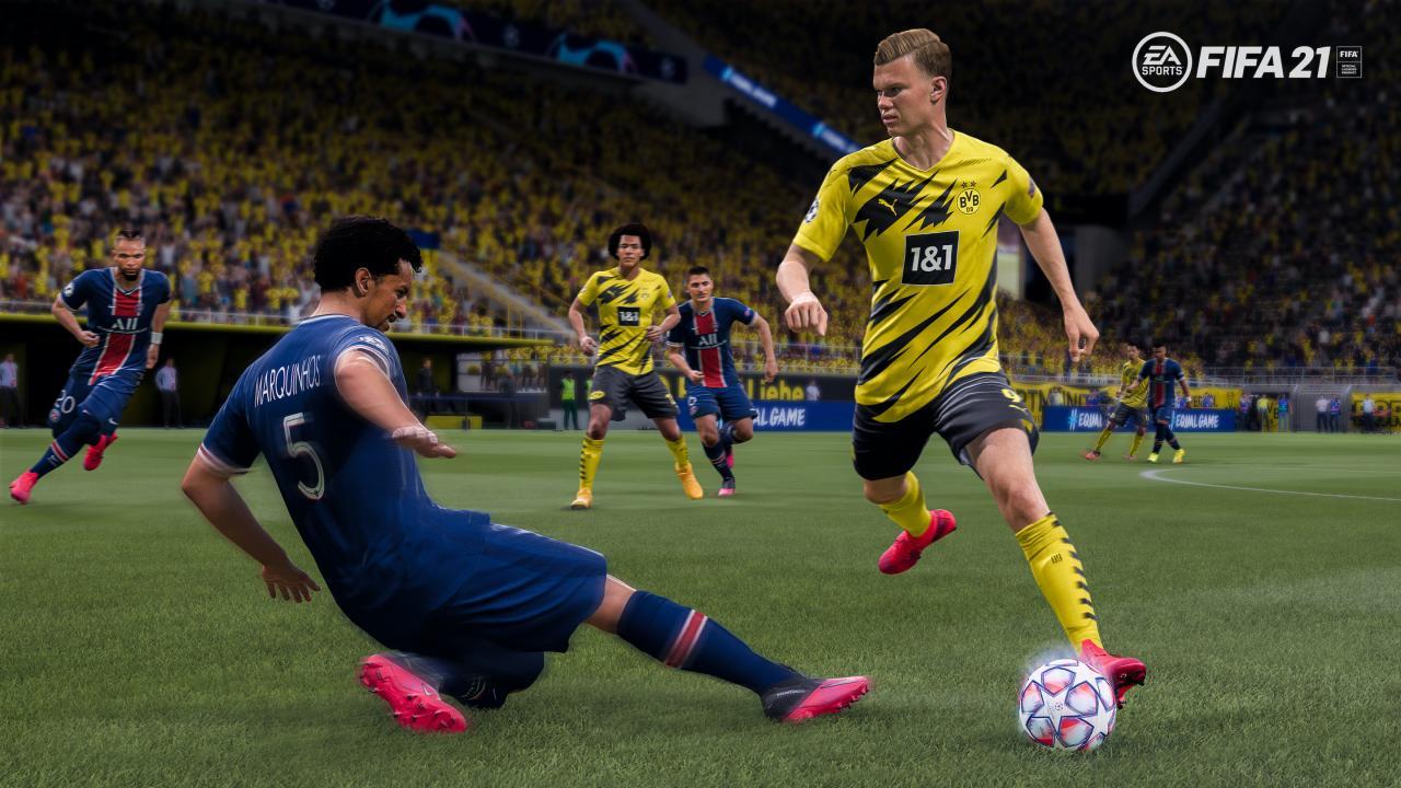Best Formation FIFA 21 FUT