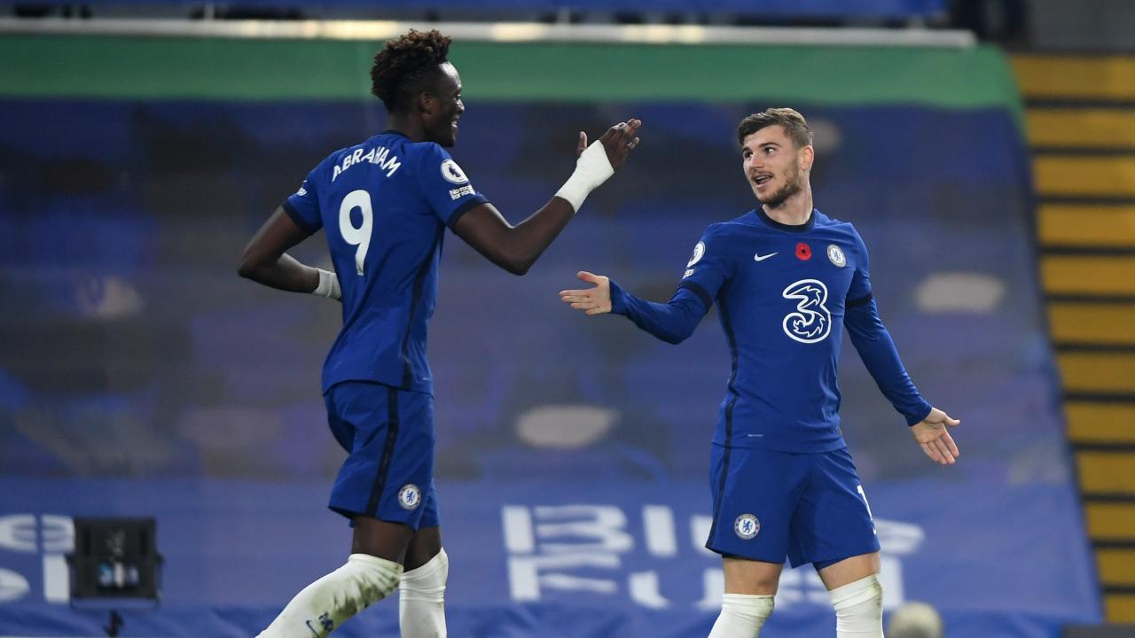 Chelsea vs Sheffield United Goals 20201107