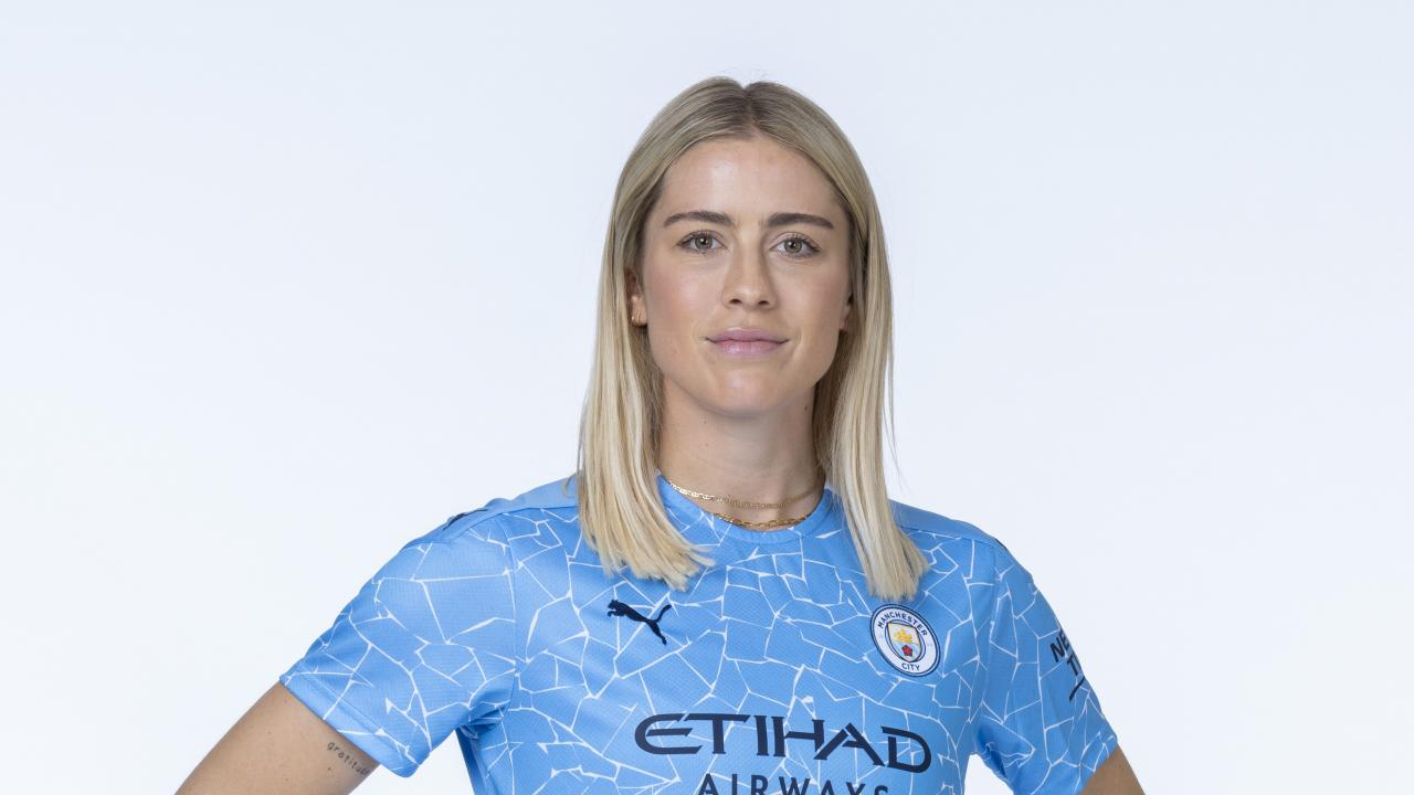 Abby Dahlkemper Man City Contract