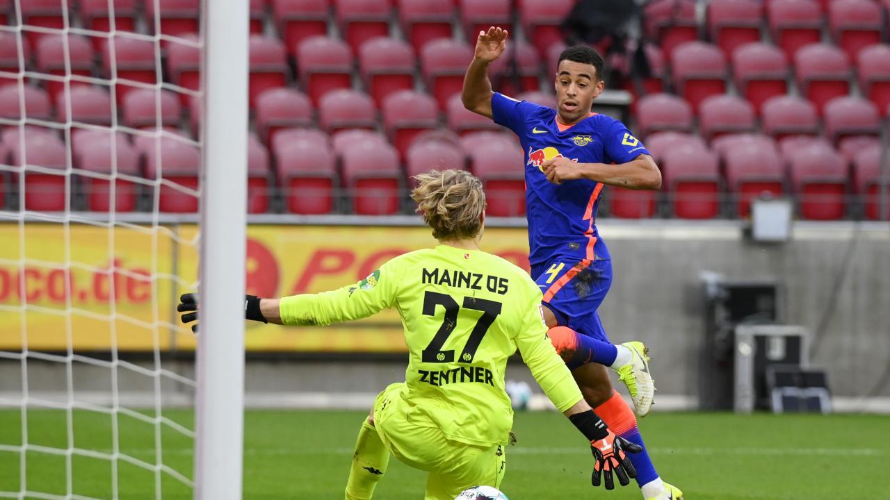 Tyler Adams Goal vs. Mainz