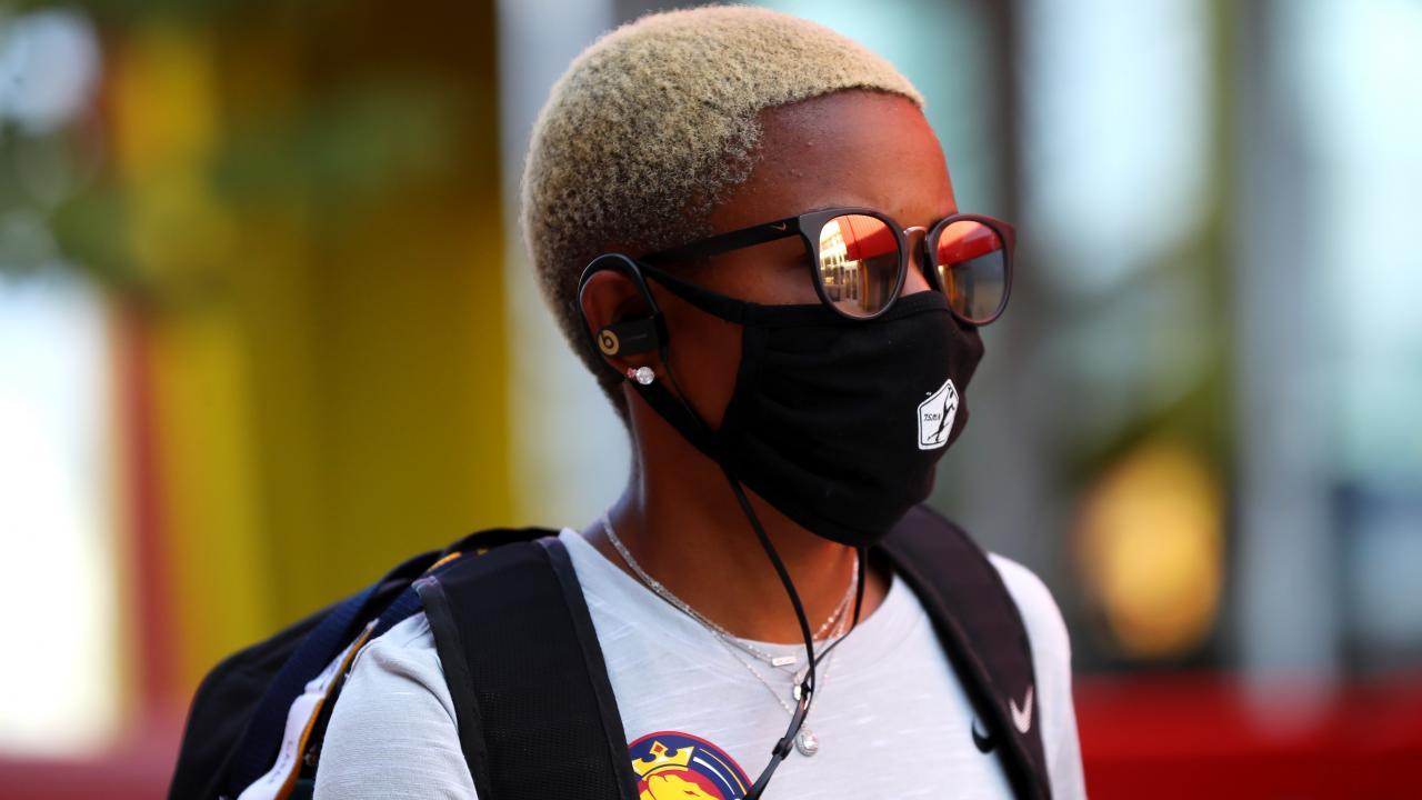 NWSL Masks