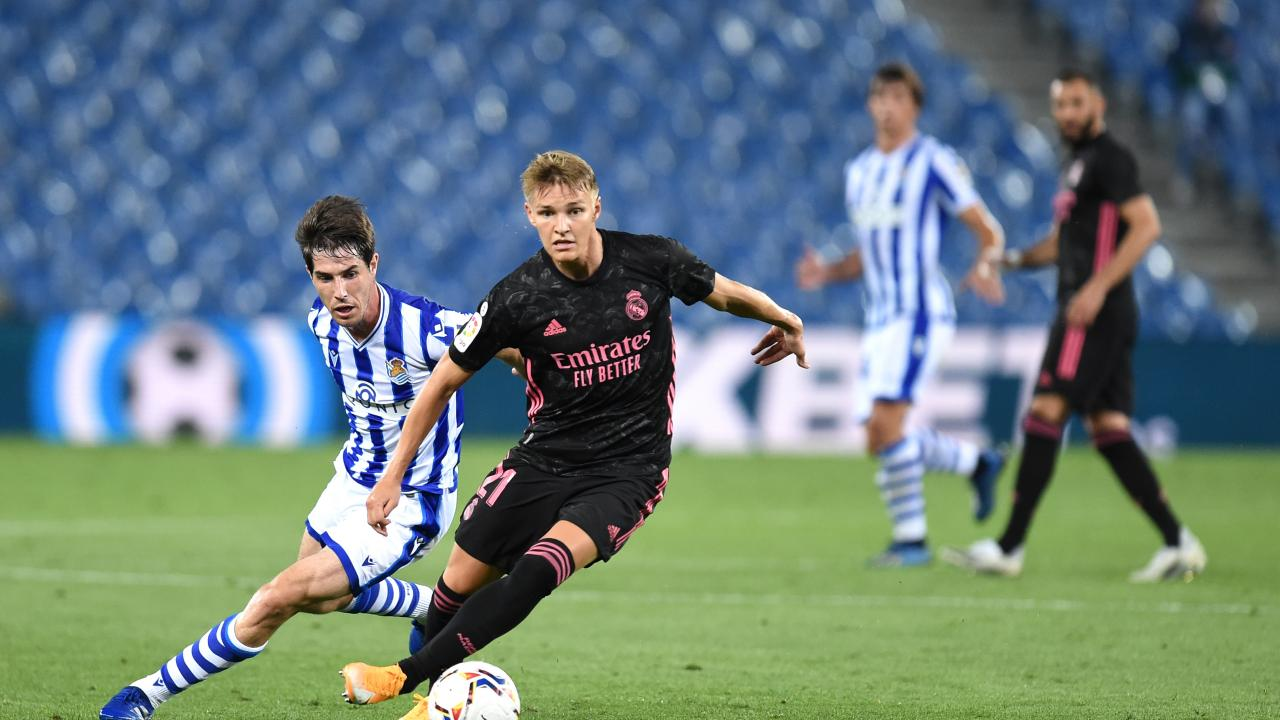 Martin Ødegaard Loan Arsenal