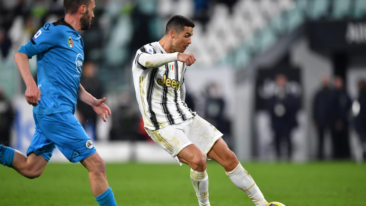 Cristiano Ronaldo 20 Goals Record