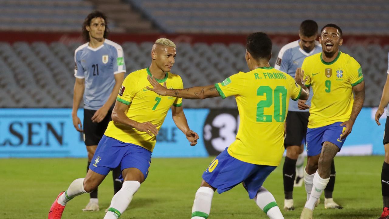 CONMEBOL qualifiers