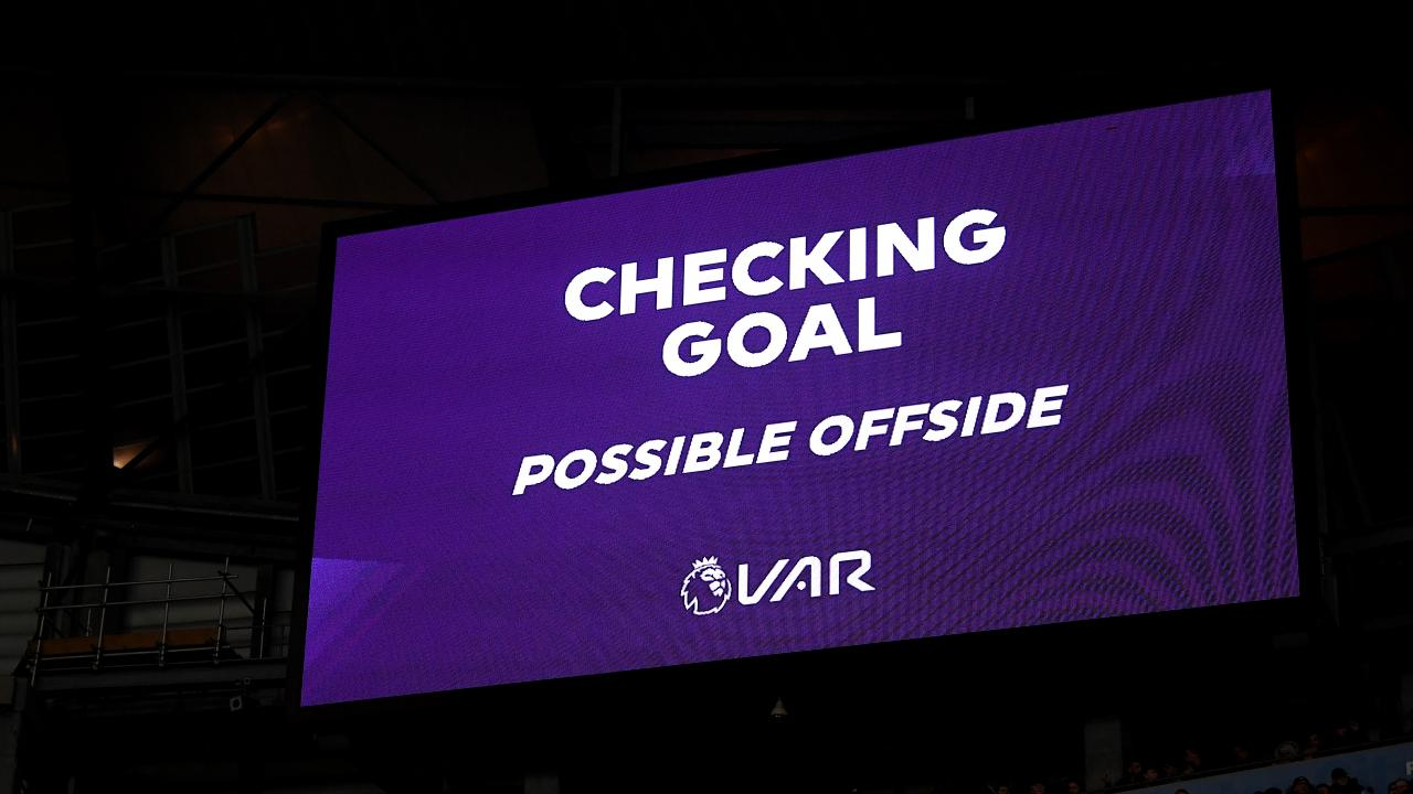 Offside Rule in Soccer