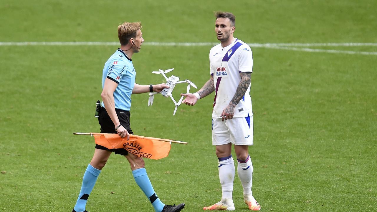 Euro 2020 Drone