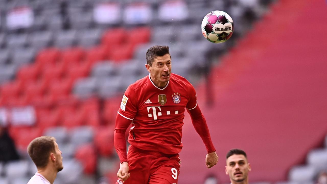 Bayern vs Stuttgart Highlights