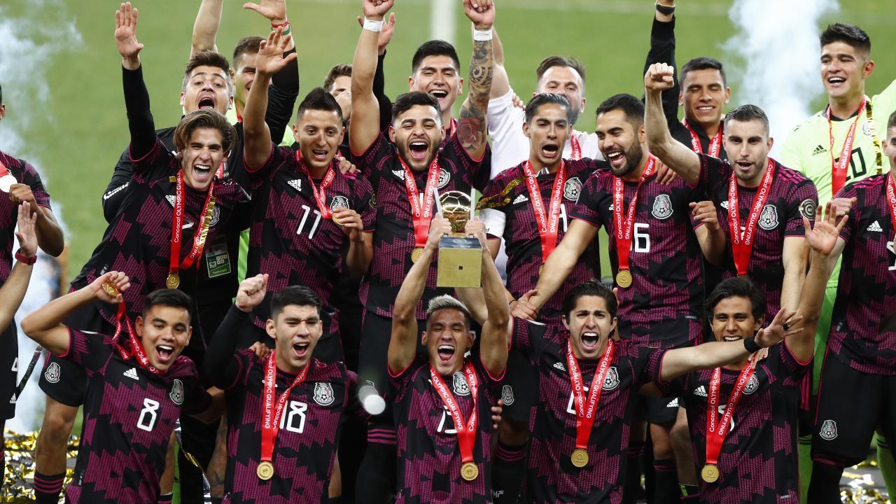 Mejores Goles de México Preolímpico