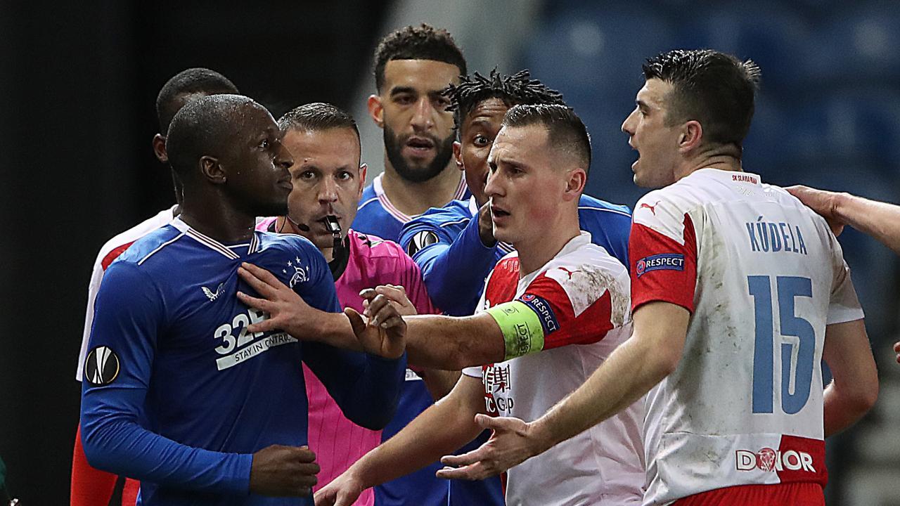Kudela Ban For Racism