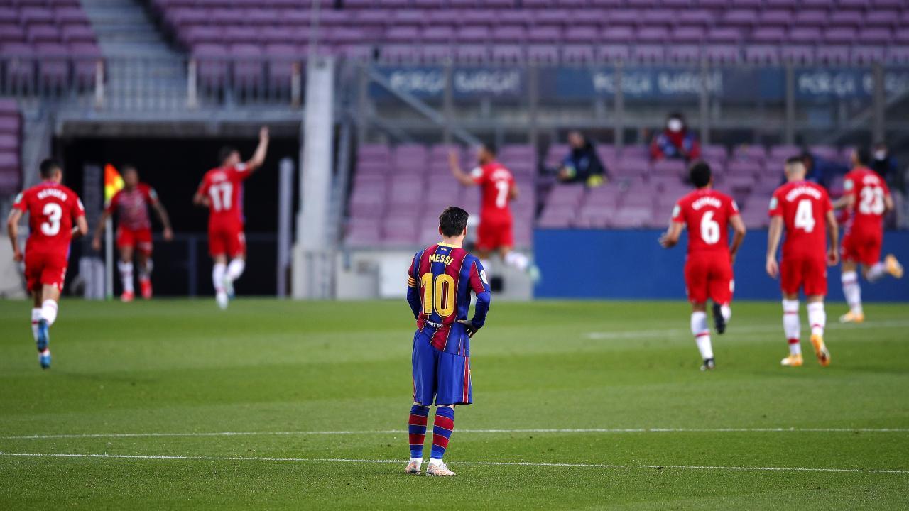 Messi Goal vs Granada