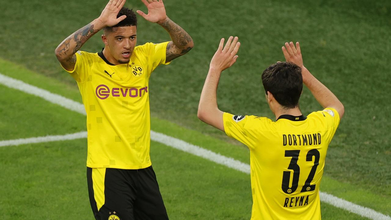 Gio Reyna Goals vs. Holstein Kiel