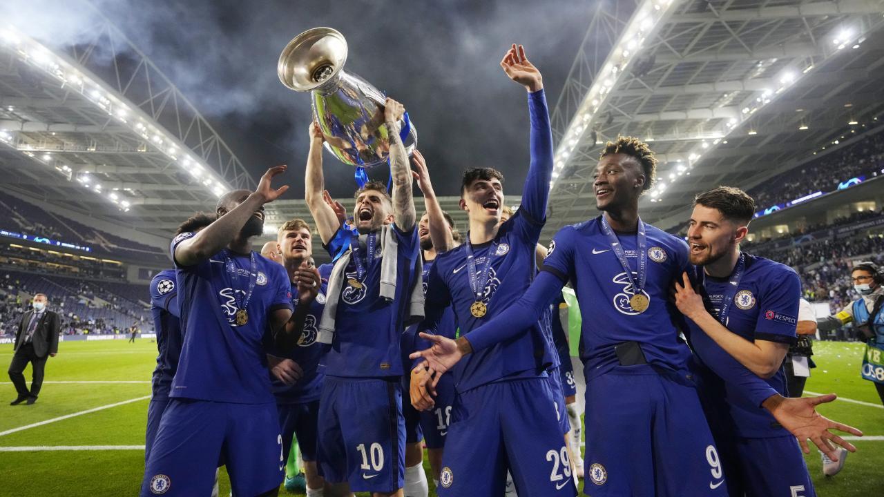 2021 Champions League Final TV Ratings