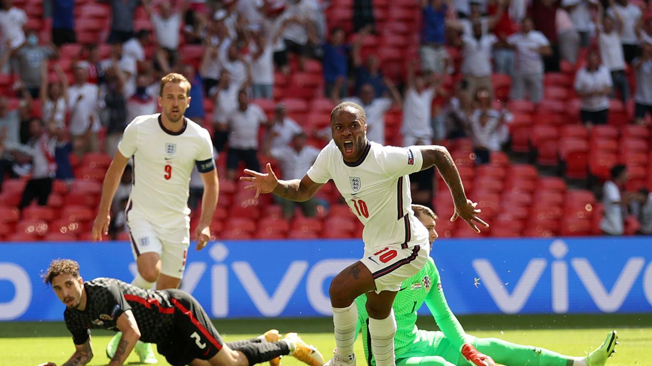 England vs Croatia Highlights Euro 2020