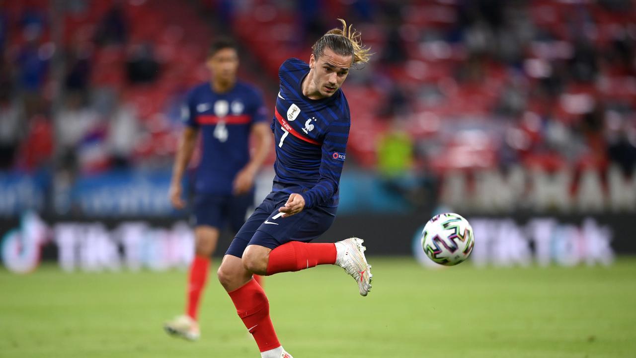 Antoine Griezmann MLS Transfer Rumors